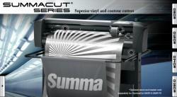 Summa Plotter Makinası (SummaCut D120)
